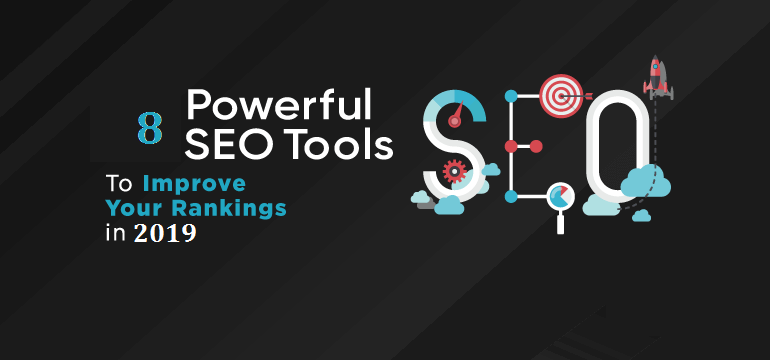 8 Powerful Seo Tools
