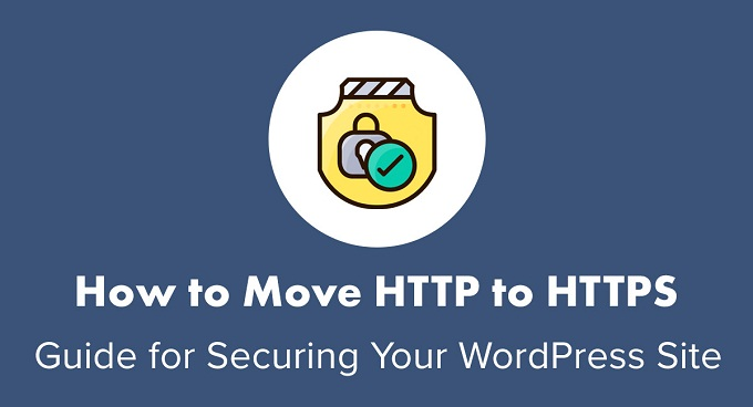 Move http to https